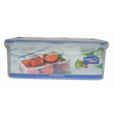 Lock & Lock Rectangular 2.6L Plastic Storage Container