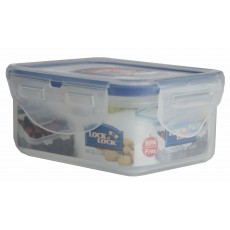 Lock & Lock Rectangular 180ml Plastic Storage Container