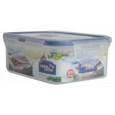 Lock & Lock Rectangular 350ml Plastic Storage Container
