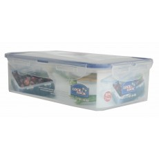 Lock & Lock Rectangular 1.6L Plastic Storage Container