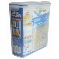 Lock & Lock Rectangular Cereal 3.9L Plastic Storage Container