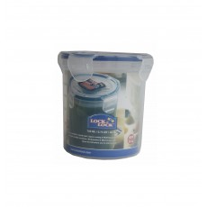 Lock & Lock Round 700ml Plastic Storage Container