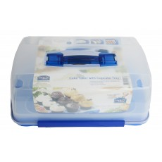 Lock & Lock Rectangular 10L Plastic Storage Container