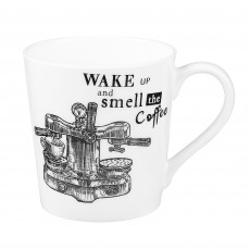 Churchill About Time Coffee Story Mug