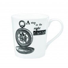 Churchill About Time Compass Mug