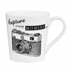 Churchill About Time Camera Mug