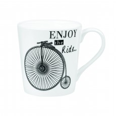 Churchill About Time Penny Farthing Mug