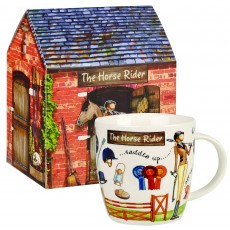Churchill At Your Leisure ''The Horse Rider'' Mug