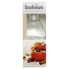 Bolsius Aromatic 45ml Baked Apple Reed Diffuser