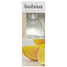Bolsius Aromatic 45ml Juicy Orange Reed Diffuser