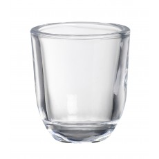 Bolsius Aromatic Clear Glass Votive Holder