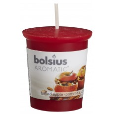 Bolsius Aromatic Baked Apple Votive