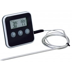 Eddingtons Professional Digital Meat Thermometer With Remobe Probe Sensor