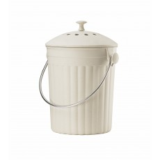 Eddingtons Cream Eco Compost Pail