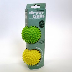 Eddingtons Green & Yellow Dryer Balls Pack Of 2