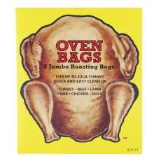 Eddingtons Oven Roasting Bags Set of 2