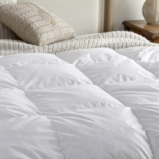 Snuggledown Wash & Dry Me Duck Down King Duvet 10.5 Tog