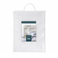 Snuggledown Wash & Dry Me Single Mattress Protector