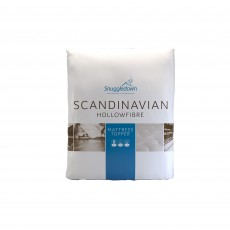 Snuggledown Scandinavian Double Mattress Topper