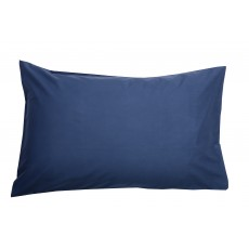 Belledorm 200 Thread Count Oxford Pillowcase Navy