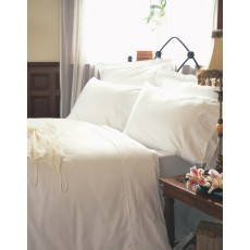 Belledorm 1000 Thread Count Egyptian Cotton Super King Duvet Cover Ivory