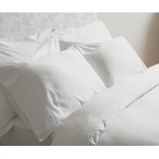 Belledorm 1000 Thread Count Egyptian Cotton Super King Flat Sheet White