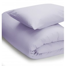 Belledorm 200 Thread Count King Duvet Cover Heather