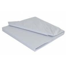 Belledorm 200 Thread Count Double Flat Sheet Cloud