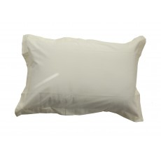Belledorm 600 Thread Count Sateen Oxford Pillowcase Ivory