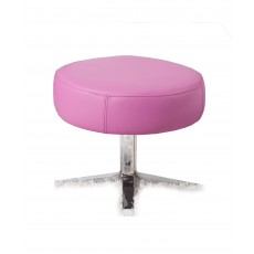 Fama Lenny Footstool Ciervo Leather