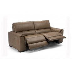 Natuzzi Editions Catania Electric Reclining 2 Seater Sofa Leather Category 20