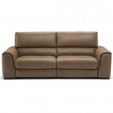 Natuzzi Editions Catania Electric Reclining 3 Seater Sofa Leather Category 20