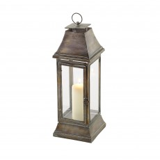 Mindy Brownes Watson Metal Lantern Medium