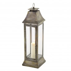 Mindy Brownes Watson Metal Lantern Large