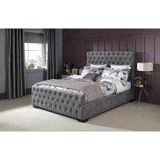 Zsa Zsa Double (135cm) Upholstered Bedstead