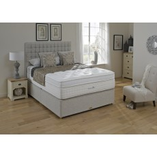 King Koil Grand Elegance '4000' Single (90cm) Pocket Sprung 2 Drawer Divan Set