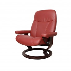 Stressless Consul Large Chair With Classic Base Cori Leather