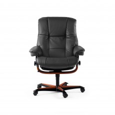 Stressless Mayfair Office Swivel Chair Batick Leather