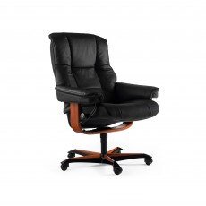 Stressless Mayfair Office Swivel Chair Noblesse Leather