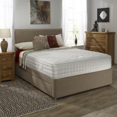 Relyon Aurora Memory Deluxe Double (135cm) Mattress