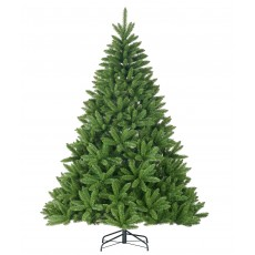 Canwood 215cm/7ft Traditional Christmas Tree
