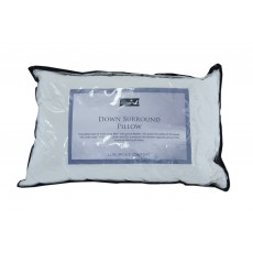 Soft Bedding Goose Down Surround Pillow