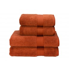 Christy Supreme Paprika Bath Towel
