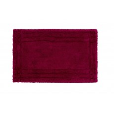 Christy Supreme Raspberry Bath Mat