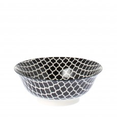 Riverdale Fantasy Black/White 21cm Bowl