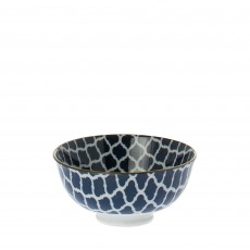 Riverdale Fantasy Blue/White 12cm Bowl