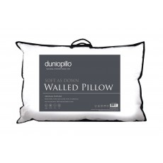 Dunlopillo ''Soft as Down'' Walled Pillow