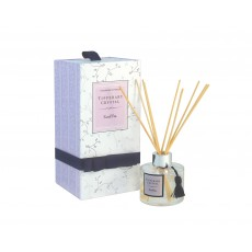 Tipperary Crystal Sweet Pea Fragranced Diffuser Set