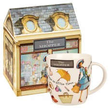 Churchill At Your Leisure ''The Shopper'' Mug