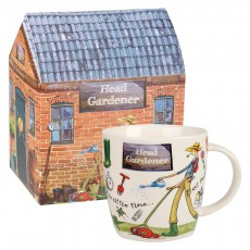 Churchill At Your Leisure ''Head Gardener'' Mug